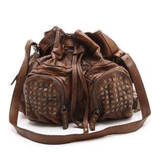 Frye Brooke Bucket Bag w/Dust Bag